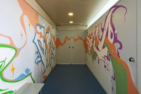 Graffiti Corridor