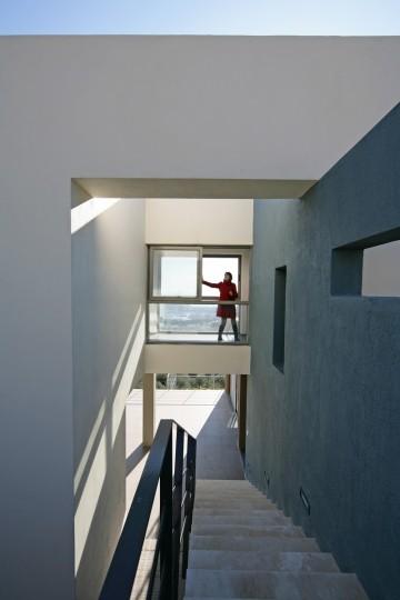 Open Air Stairway