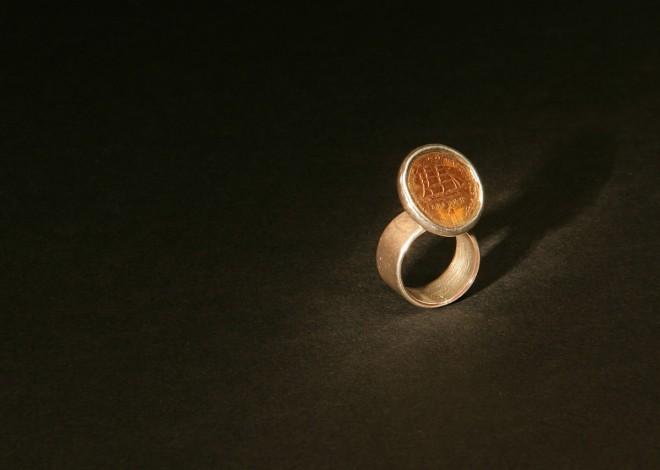 Drachma Ring